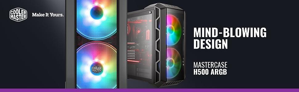 H500 Mind-Blowing Design