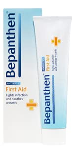 Bepanthen First Aid, First Aid for cuts, First Aid, First Aid for wounds