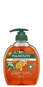 Antibacterial 2 Hour Defence Orange Pump