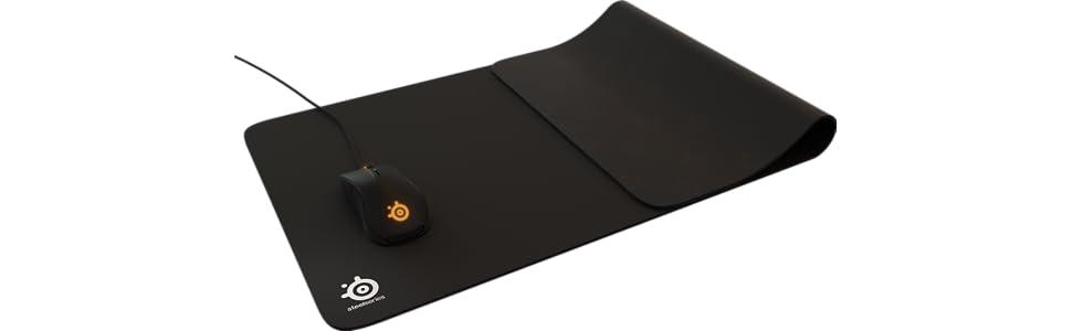 QcK heavy gaming mousepad, gaming mouse pad