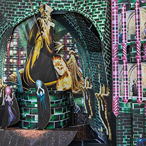 Harry Potter Diagon Alley Pop-Up Scene 3