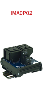 Duplex Three Prong Modular Outlet, AC Receptacle