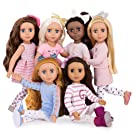 14-inch doll Glitter Girls Battat posable doll clothes outfits accessories wellie wishers toy horse