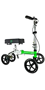 KneeRover GO - Compact Knee Walker