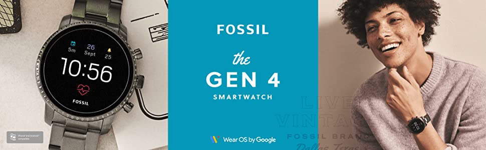fossil, smartwatches, gen4, display watches, touchscreens