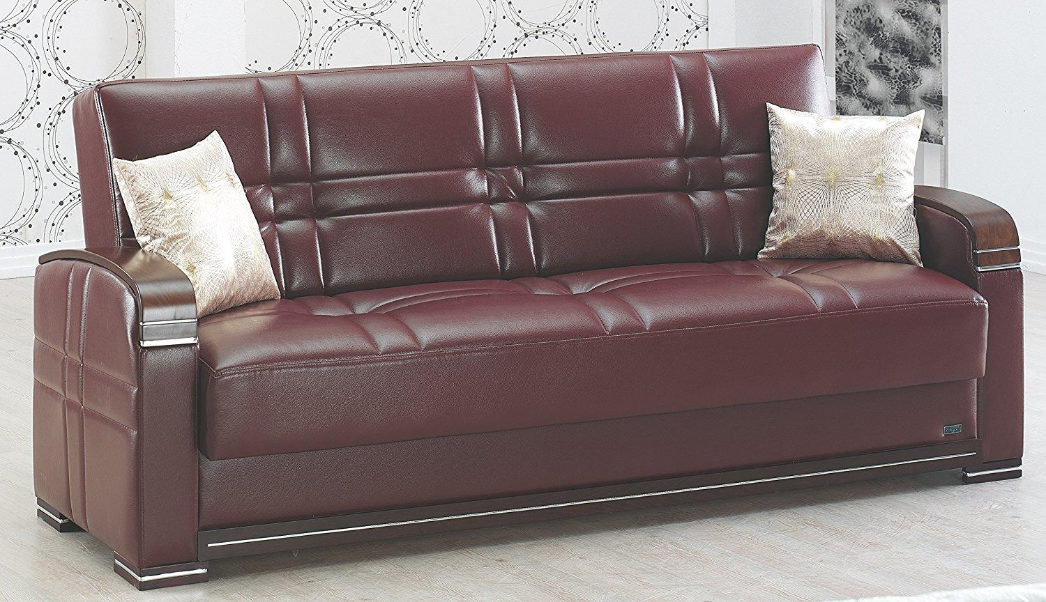 Convertible Sofa Bed With