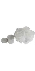 yogurt cups, instant pot accessories, yogurt maker