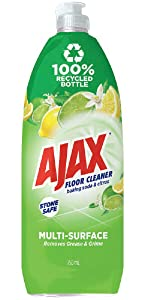Ajax Baking Soda & Citrus Floor Cleaner