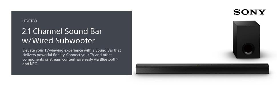 amazon com sony ht ct80 soundbar home speaker electronics from the manufacturer