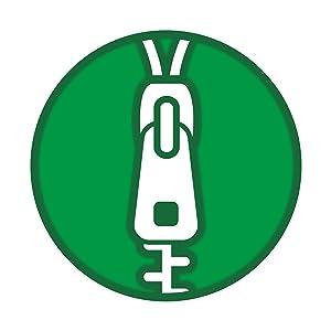 furhaven; logo; art; icon; zipper