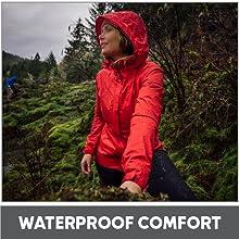 Waterproof comfort