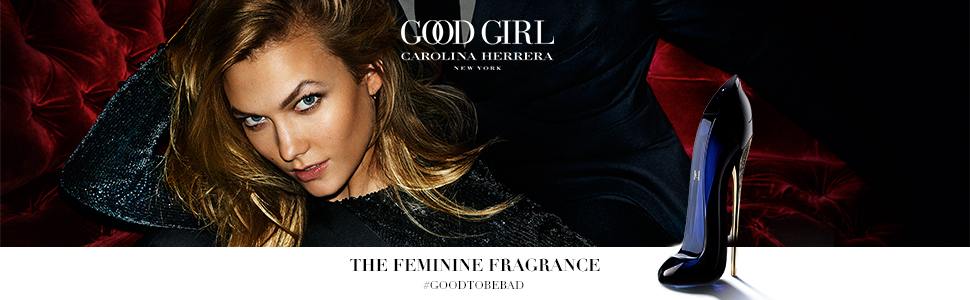 Carolina Herrera Good Girl Eau de Parfum, 80ml: Amazon.in: Beauty