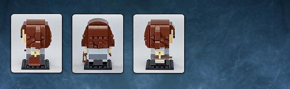 LEGO Brickheadz - Hermione Granger™ (41616): Amazon.es: Juguetes y ...