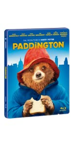 Paddington Blu-Ray Steelbook