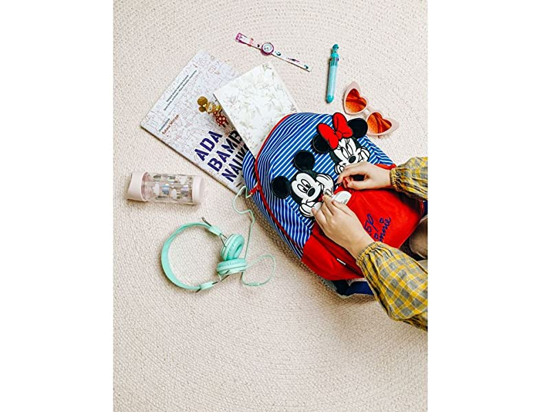 Dream Rider kids; kids bag; kids luggage; schoolbag; backpack; minnie mouse; mickey mouse kids