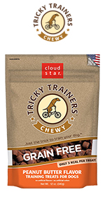 Tricky Trainers Peanut Butter Chewy