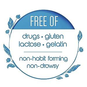 stressballs relax destress ashwagandha ginseng day lemon balm herbal supplement gluten free lactose