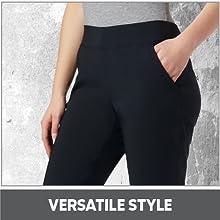 Versatile fit