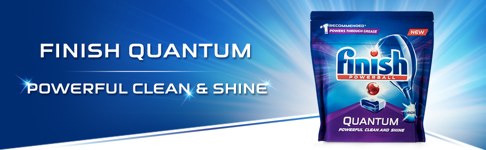 Finish Quantum powerful clean and shine