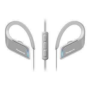 Panasonic RP-BTS55E-H Auriculares Bluetooth Deportivos ...