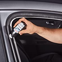 Sonax 340000 Gummipfleger Mit Schwammapplikator 100 Ml Reinigt Pflegt Hält Alle Gummiteile Elastisch Auto