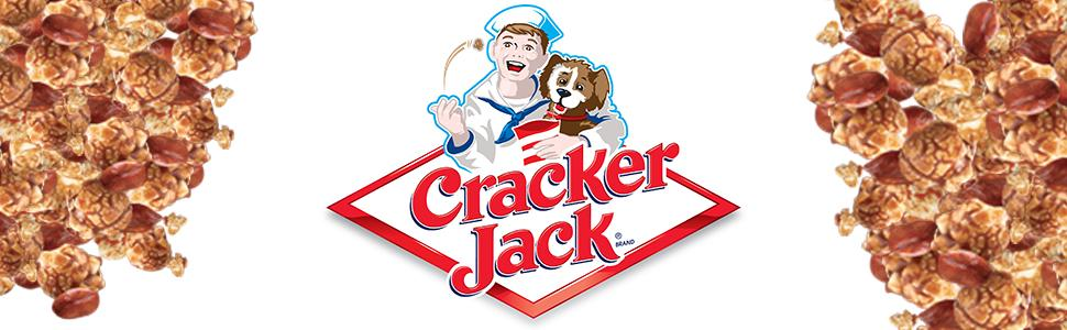 Amazon Com Cracker Jack Original Caramel Coated Popcorn Peanuts