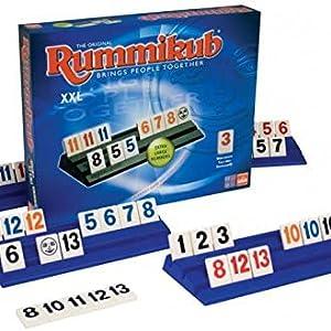 Rummikub-En Español XXL-Fichas Extra Grandes (Goliath 50458): Amazon.es: Juguetes y juegos