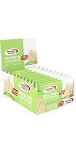Premier Protein, Chocolate, White Hazelnut, Proteina