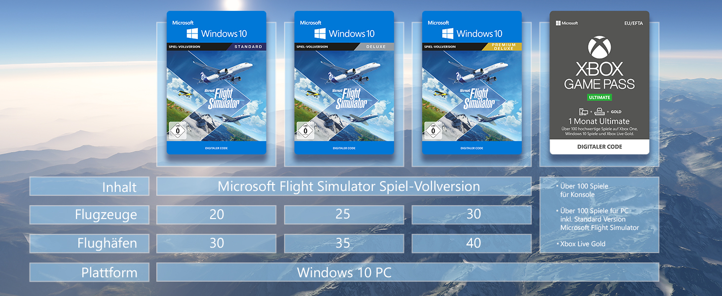 Windows Xbox Flight Simulator 2020 Microsoft 11