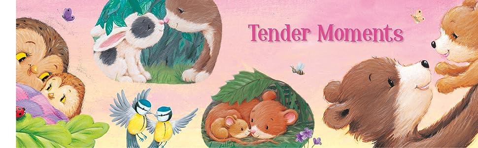 Tender moments children's board books series