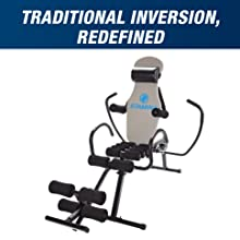 traditional inversion, redefined
