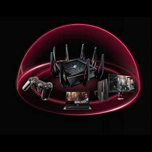 ROG Rapture GT-AX11000 - Tri-band WiFi Gaming Router
