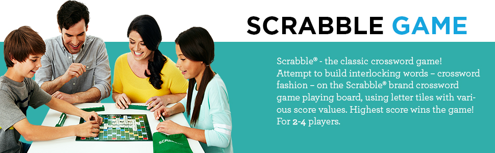 scrabble, learning, word games, learning, educational, family, friends, board games, games night,