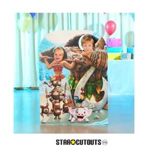 Star Cutouts Ltd Moana-Recortes de cartón para niños ...