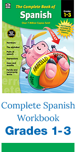Complete Book of Spanish