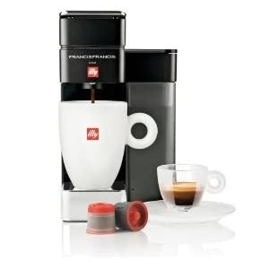illy Francis Francis iperespresso capsules coffee