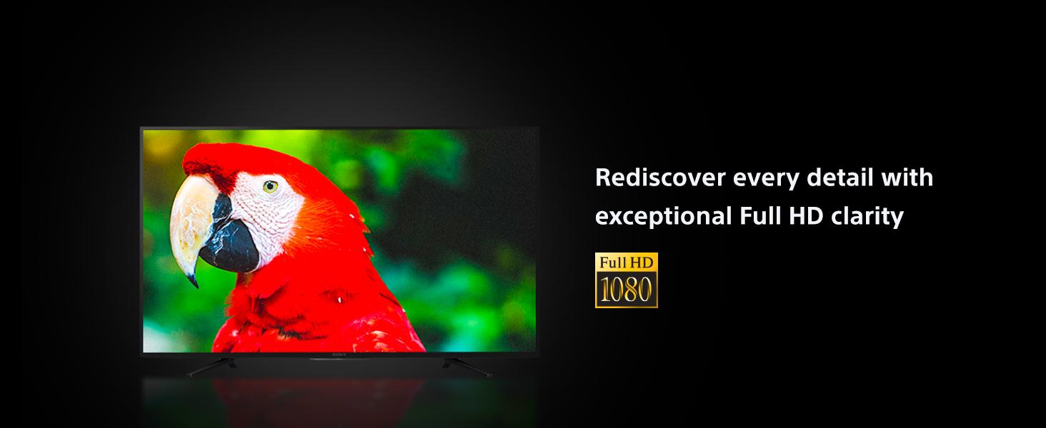 Full-HD Resolution