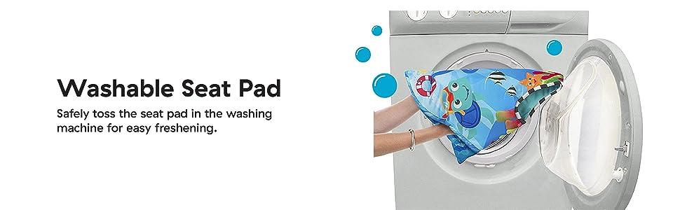 machine wash easy clean