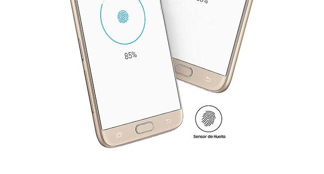 Samsung Galaxy J7 2017 - Smartphone Libre de 5.5 (3 GB RAM, 16 GB, 13 MP) Color Azul [Versión española]: Cobre: Amazon.es: Electrónica