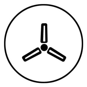 Bajaj Speedster 1400mm Ceiling Fan (White) SPN FOR 1