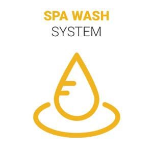 SPA WASH SYSTEM