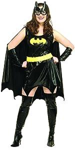 plus size batgirl, female batman