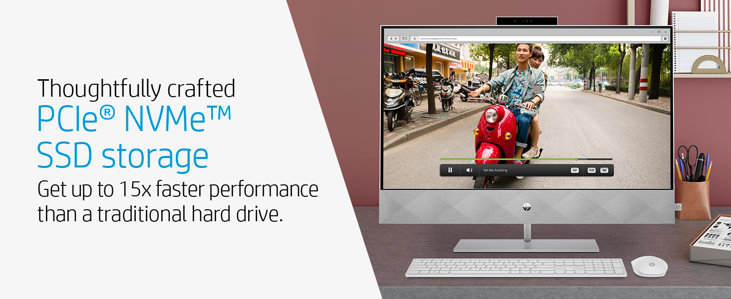 SSD faster performance storage 15x