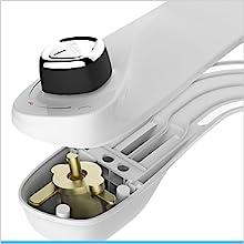 slimedge brass valve