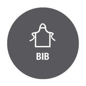 Bib Apron Icon