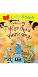 Let's Read! Wendel's Workshop edited