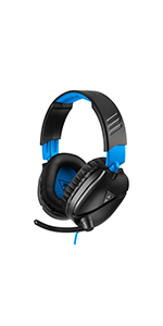 Turtle Beach Recon 70 Gaming Headset for PS4 Pro & PS4