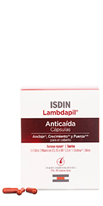 ISDIN Lambdapil anticaida campú 400 ml: Amazon.es