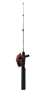 Dock Demon Red Spincast