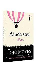 Como eu era antes de você, Jojo Moyes, na loja Livros da